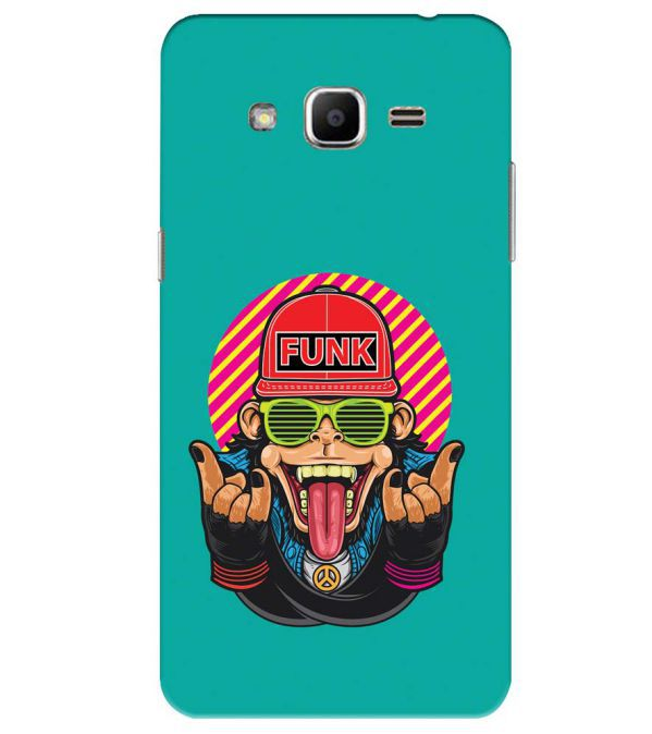 Monkey Funk Back Cover for Samsung Galaxy J2 Ace
