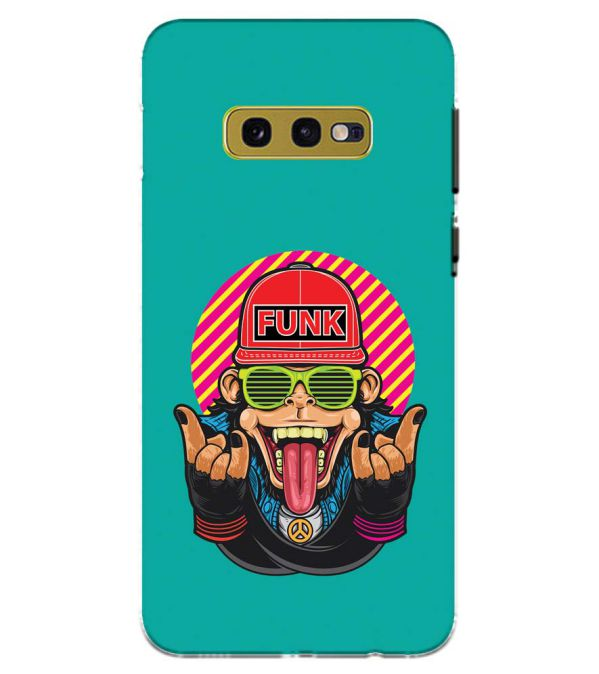 Monkey Funk Back Cover for Samsung Galaxy S10e (5.8 Inch Screen)