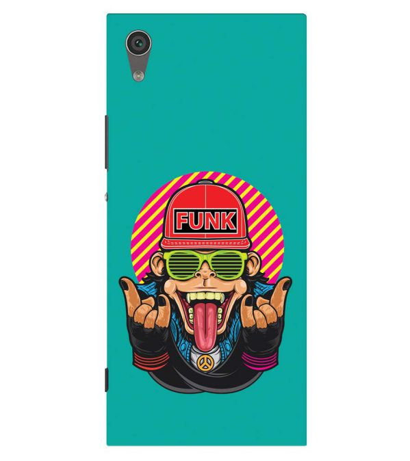 Monkey Funk Back Cover for Sony Xperia XA1 Plus