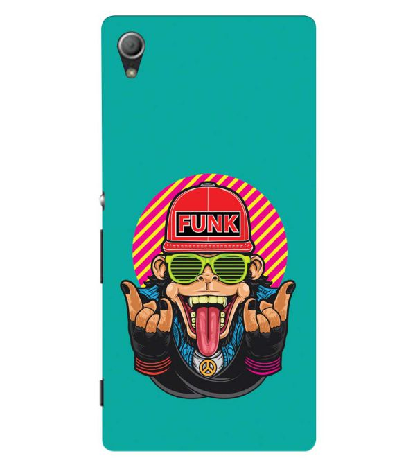 Monkey Funk Back Cover for Sony Xperia Z3+ and Xperia Z4