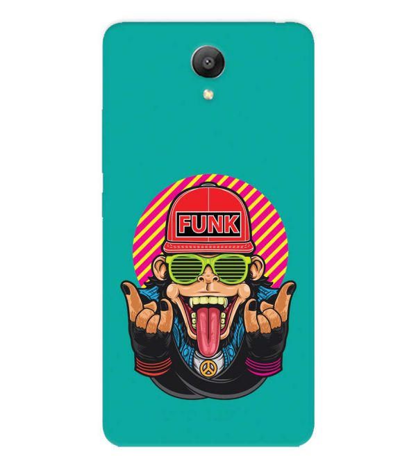 Monkey Funk Back Cover for Xiaomi Redmi Note 2