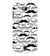 Moustaches Back Cover for Acer Liquid Zade 530