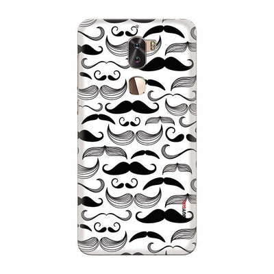 Moustaches Back Cover for Coolpad Cool 1
