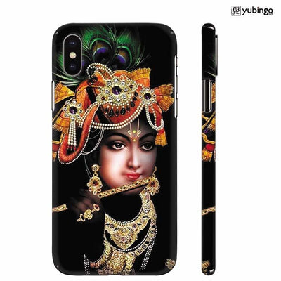 Murli Wala Back Cover for Apple iPhone X