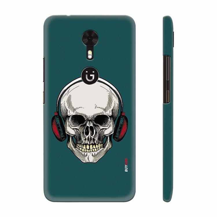 Skull Collection Back Cover for Gionee A1