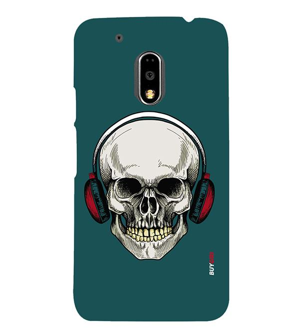 Music Deep Inside Back Cover for Motorola Moto G4 and Moto G4 Plus