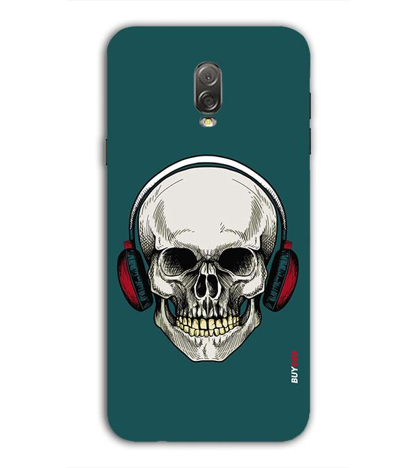 Skull Collection Back Cover for Samsung Galaxy J7 Plus