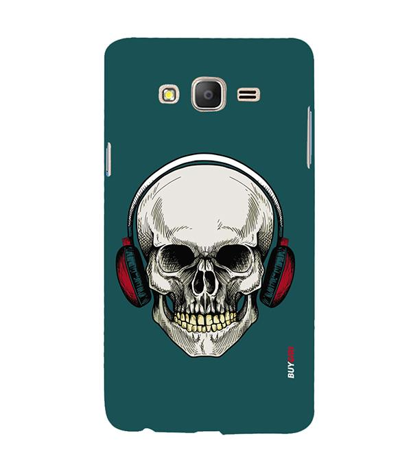 Skull Collection Back Cover for Samsung Galaxy On7 and On 7 Pro