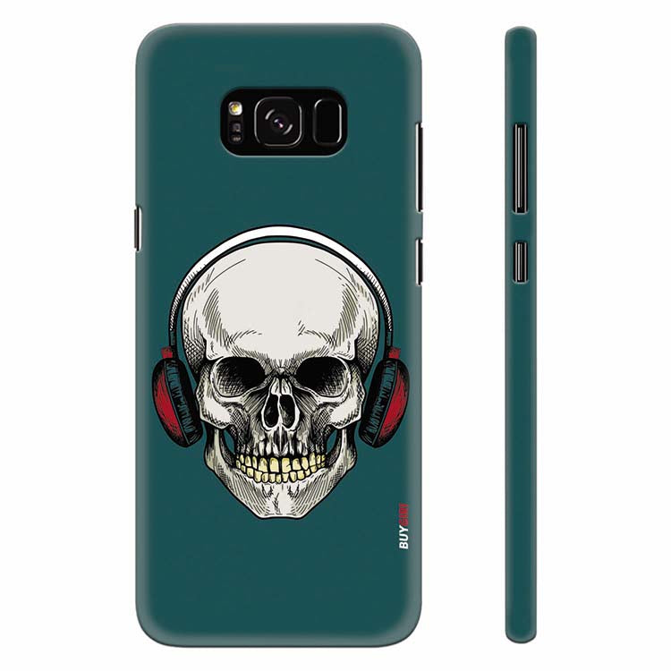 Music Deep Inside Back Cover for Samsung Galaxy S8