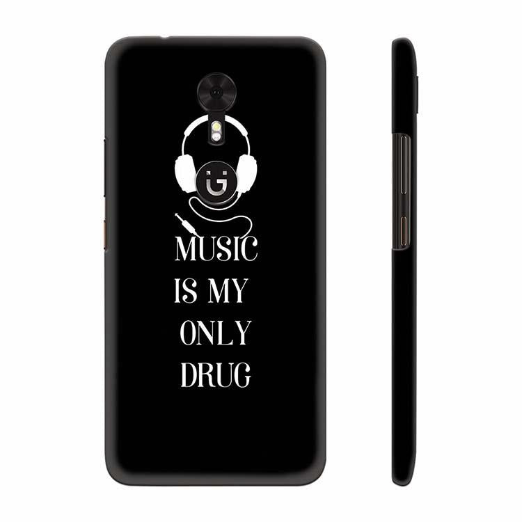 Music Lover Collection Back Cover for Gionee A1