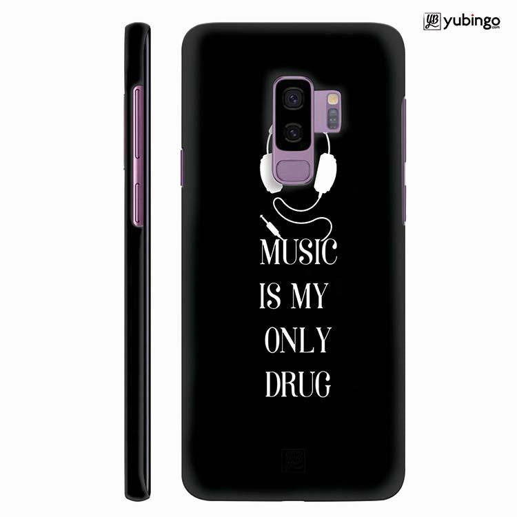 Music Lover Collection Back Cover for Samsung Galaxy S9+ (Plus)