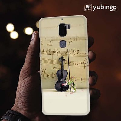 Musical Tone Back Cover for Coolpad Cool 1-Image2