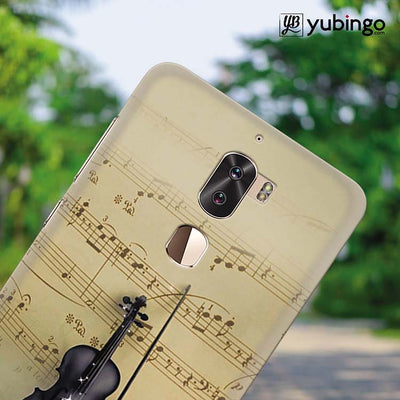 Musical Tone Back Cover for Coolpad Cool 1-Image4