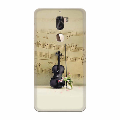 Musical Tone Back Cover for Coolpad Cool 1