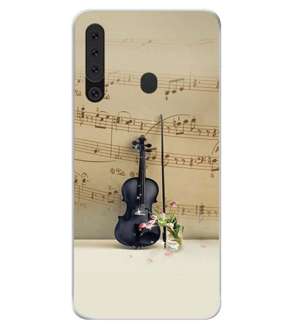 Musical Tone Back Cover for Samsung Galaxy M30-Image3