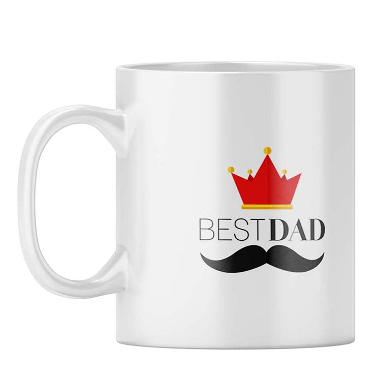 My Dad Is Best Coffee Mug