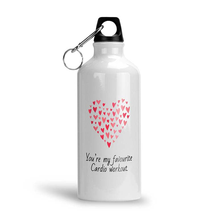 My Favorite Cardio Water Bottle