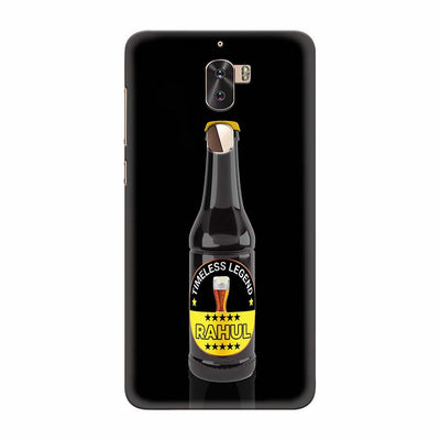 Name on Bottle Back Cover for Coolpad Cool 1