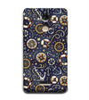 Nautical Blue Back Cover for Coolpad Note 5