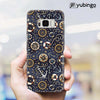 Nautical Blue Back Cover for Samsung Galaxy S8 Plus-Image2