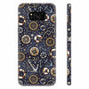 Nautical Blue Back Cover for Samsung Galaxy S8 Plus