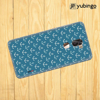 Nautical Pattern Back Cover for Coolpad Cool 1-Image3