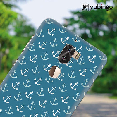 Nautical Pattern Back Cover for Coolpad Cool 1-Image4