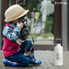 Never Stop Hustle Water Bottle-Image4