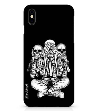 No Evil Back Cover for Apple iPhone X