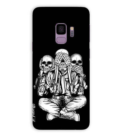 No Evil Back Cover for Samsung Galaxy S9