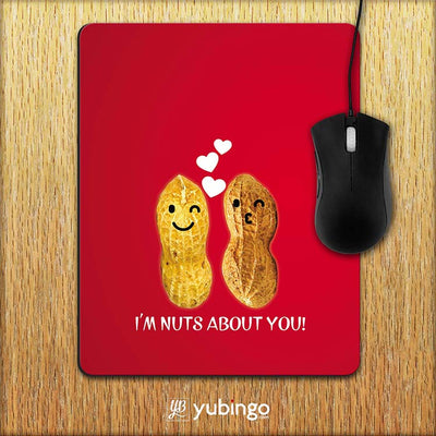 Nuts About You Mouse Pad-Image2