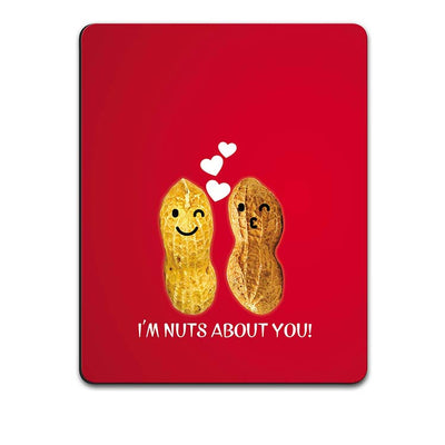 Nuts About You Mouse Pad
