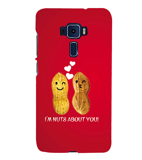 Nuts About You Back Cover for Asus Zenfone 3 Deluxe ZS570KL