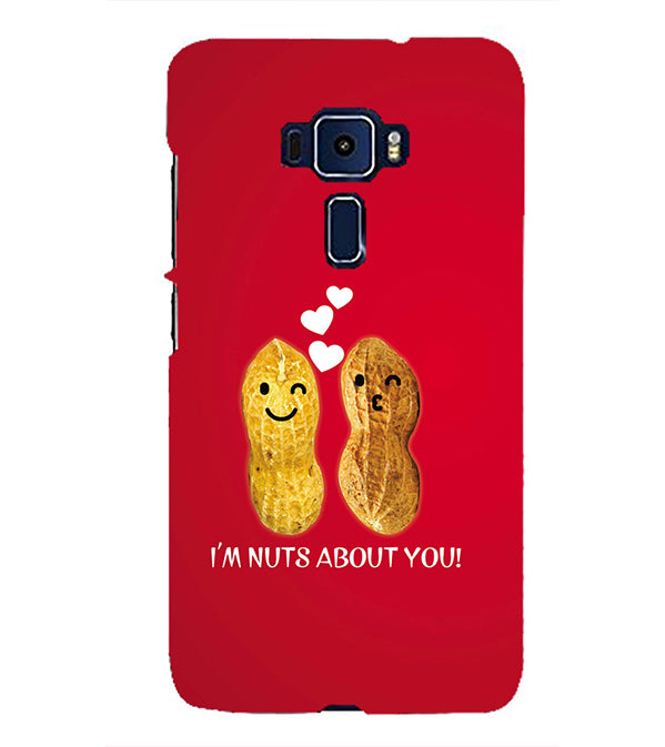 Nuts About You Back Cover for Asus Zenfone 3 ZE552KL