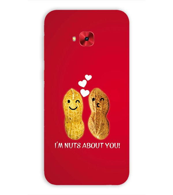 Nuts About You Back Cover for Asus Zenfone 4 Selfie Pro ZD552KL