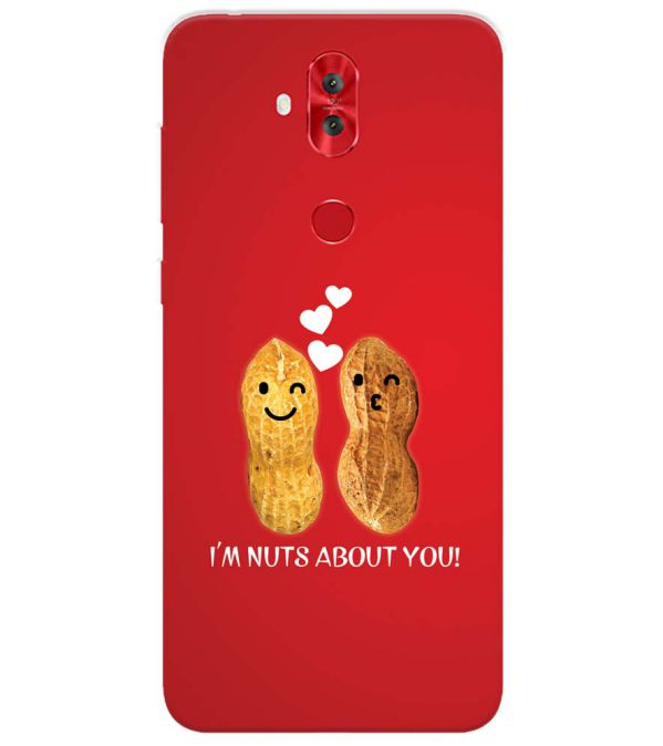 Nuts About You Back Cover for Asus Zenfone 5 Lite ZC600KL