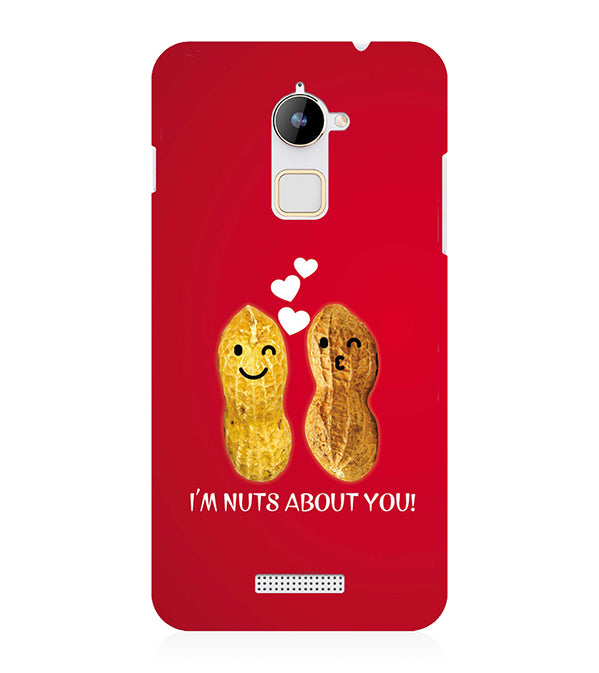 Nuts About You Back Cover for Coolpad Note 3 Lite