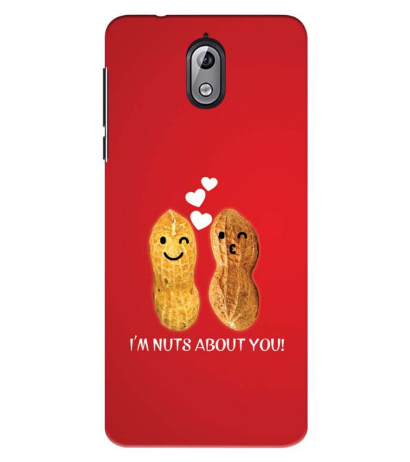 Nuts About You Back Cover for Nokia 3.1 (2018)