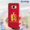 Nuts About You Back Cover for Samsung Galaxy S8 Plus-Image2