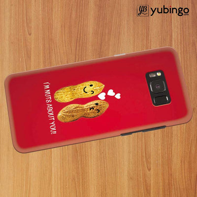 Nuts About You Back Cover for Samsung Galaxy S8 Plus-Image3
