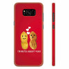 Nuts About You Back Cover for Samsung Galaxy S8 Plus