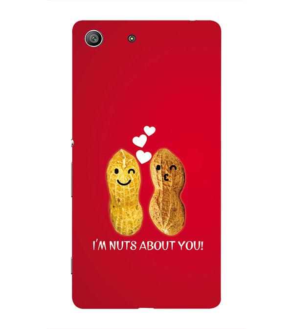 Nuts About You Back Cover for Sony Xperia Z3 Compact
