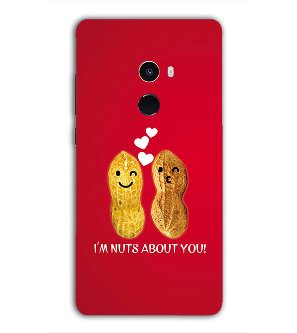 Nuts About You Back Cover for Xiaomi Mix 2