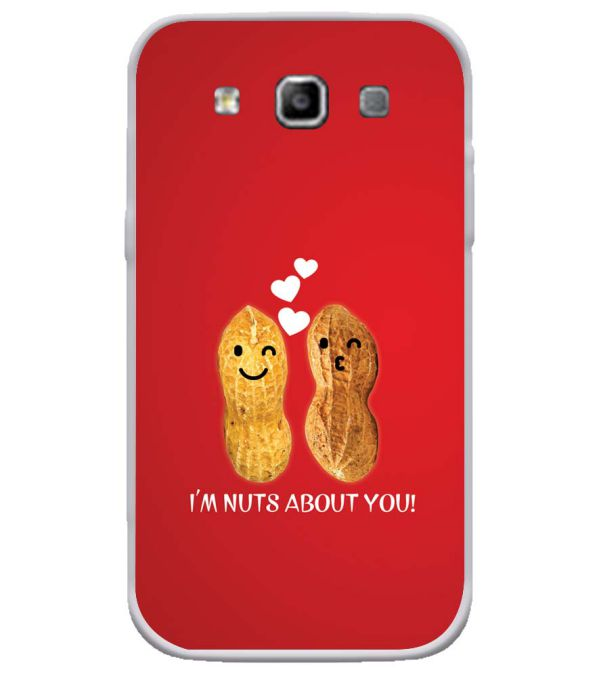 Nuts About You Soft Silicone Back Cover for Samsung Galaxy Grand Quattro 8552