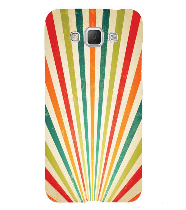 Old Look Pattern Back Cover for Samsung Galaxy Grand Max G720