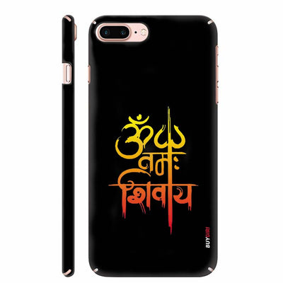 Om Namah Shivay Back Cover for Apple iPhone 8 Plus
