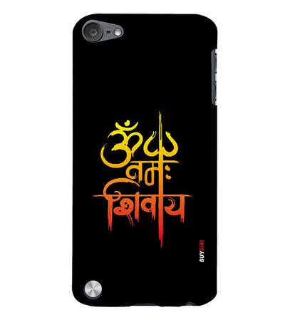 Om Namah Shivay Back Cover for Apple iPod Touch 5