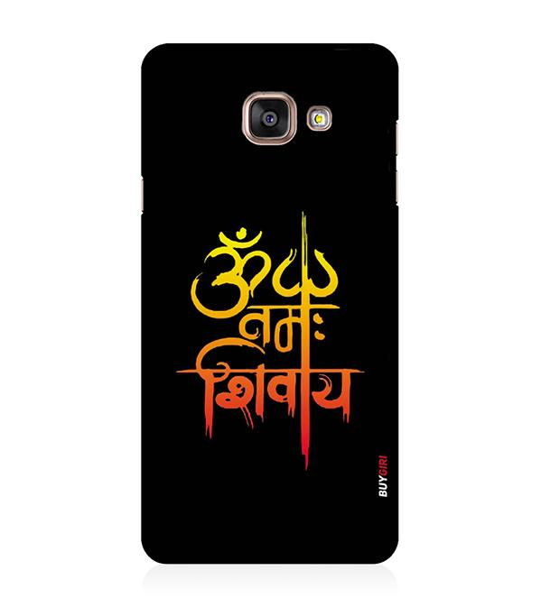 Om Namah Shivay Back Cover for Samsung Galaxy A5 (6) 2016