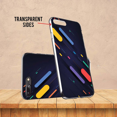 Oval Style Pattern Soft Silicone Back Cover for Huawei Y9 (2019)-Image3