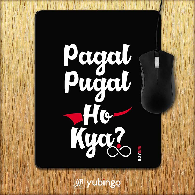Pagal Pugal Mouse Pad